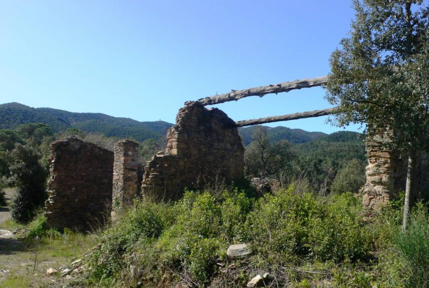 Masia Restaurar Emporda Annexos Estat Ruina