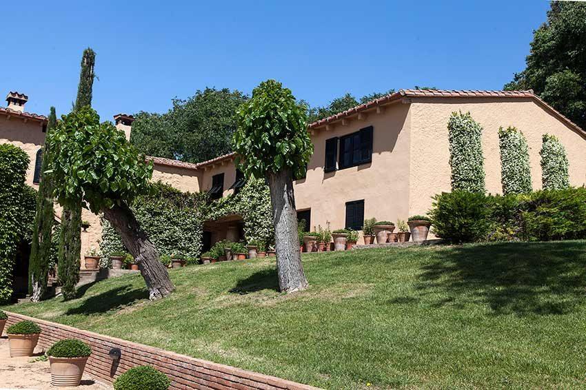 Casa Rural Venta Garrotxa Vista Fachada