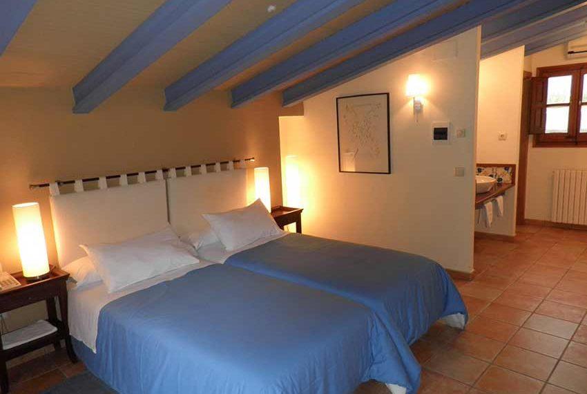 Hotel Rural Pla Estany Habitacion 3