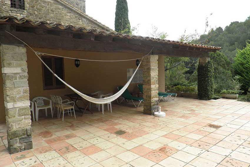 Hotel Rural Pla Estany Porche