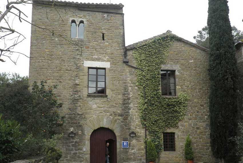 Hotel Rural Pla Estany Torre Frente