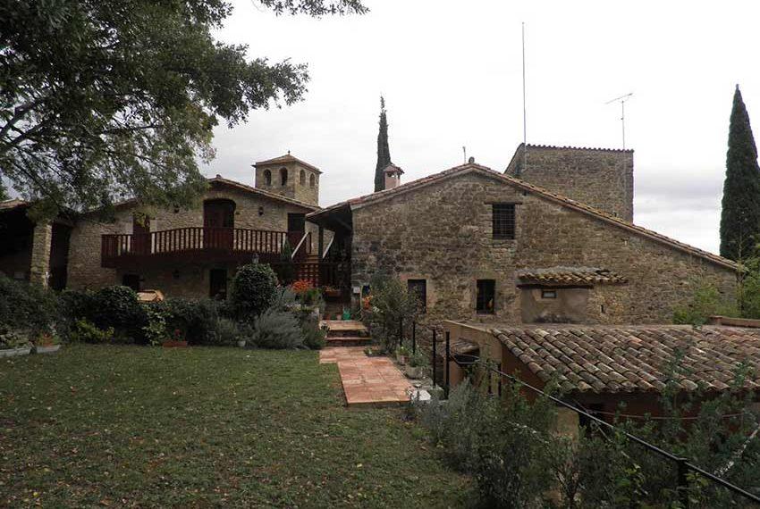Hotel Rural Pla Estany Vista General