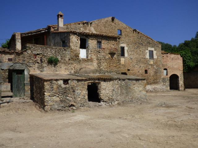 Masia-Restaurar-Foixa-Vista-Fachada