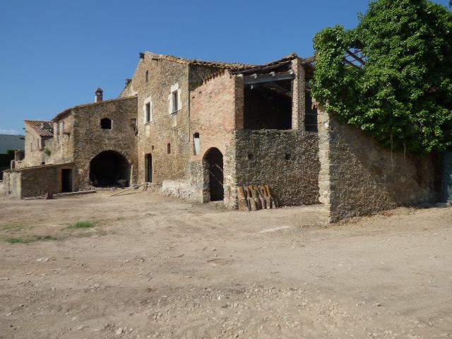 Masia-Restaurar-Foixa-Vista-Lateral